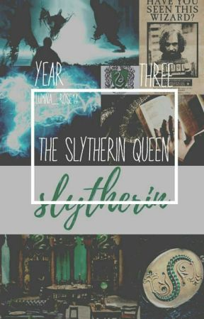 The Slytherin Queen (Draco X Reader)- Year 3 by Lumina_Rose14