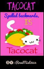 Tacocat, spelled backwards, is Tacocat by RoseMist3554