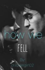 how we fell•harmione by chickengirl02