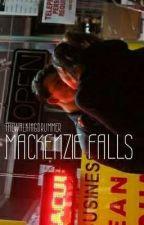 Mackenzie Falls + irwin by thewalkingdrummer