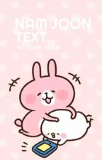 ◤texts kim nam joon◥ by No_Jams_Team