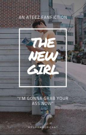 The New Girl | 𝘈𝘛𝘌𝘌𝘡 by mrsallamericant