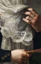 Not A Joke「MIΠYOOΠ」 by -yunki
