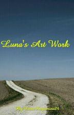 Tranh vẽ của Luna Kagamine by LunaKagamine24