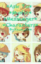Mystic Messenger Karakterlerine Sorun! by Kaze_Kim