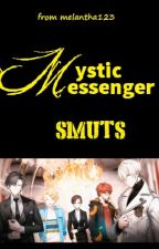 Dark Mystic Messenger (smuts/Lemons by melantha123