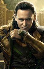 Loki i greccy bogowie by LilianaPatel5