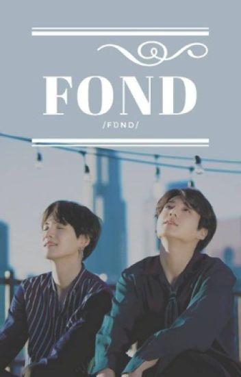 fond [yoonkook/sugakookie]