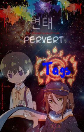 Tags by AnimeFandomTrash
