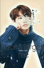 Don't forget me - Jeon Jungkook by Taetaes_Smile