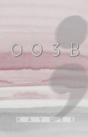 003B by kiiiche
