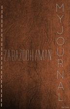 My Journal by ZaBazookaMan