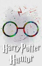 Harry Potter Humor by fedeer_
