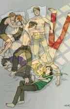 Chat: Avengers i Loki by HelenTrancyRomanoff