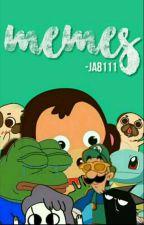 M.E.M.E.S by JA8111
