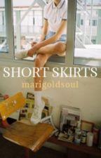 short skirts : ashton irwin by marigoldsoul