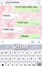 Chat  //  Louis Tomlinson. by MamenBook