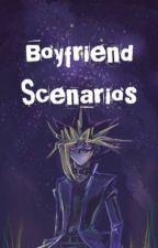 Yugioh Boyfriend scenarios by peachifuzzbeard