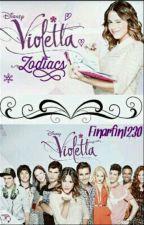 Violetta Zodiacs by finarfin1230