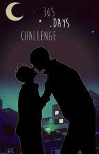 365 Days Challenge. {haikyuu}  by -kusuri-