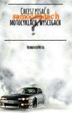 Jak pisać o motoryzacji? by NewwaveofMetal