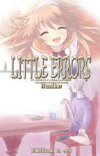 Little Errors | Killua Zoldyck x oc by UmikoChan