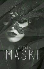 Maske- FNaF FanFiction  ❌ZAWIESZONE❌  by DevilCats