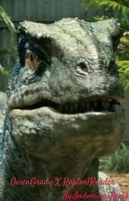 Owen Grady X Raptor!Reader by IndominusRex13