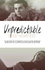 Unpredictable ( Stiles Stilinski) by cold-heart321