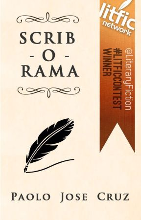 Scrib-O-Rama by paolojcruz