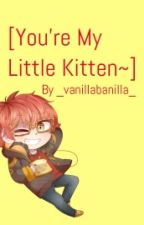 [You're My Little Kitten~] 707 X Reader by _vanillabanilla_