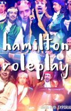 Hamilton RP Book by positivelyhamilton