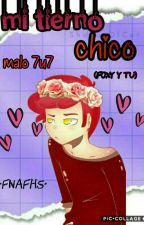 mi tierno chico malo 7u7 ( foxy y tu ) FNAFHS by minibale