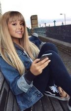 Ariana Grande's Baby Sister by monaymakerplease13