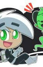 My Savior (Danny Phantom X Reader) by Mallory_Love16