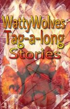 WattyWolves Tag story- Werewolves are real by WattyWolves