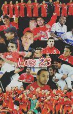 LOS 23 by Conchalalora