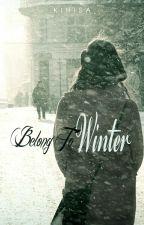 Belong To Winter • you | winwin | yuta by mycherr7blossom