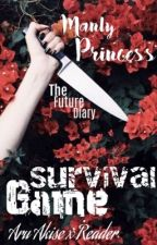 Survival Game: Aru Akise x Reader by ManlyPrincess