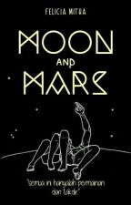 Moon and Mars by adinramitha