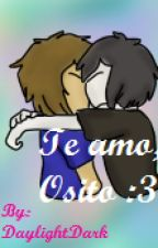 Te Amo, Osito :3 (Fred×Freddy) [Terminada] by DaylightDark