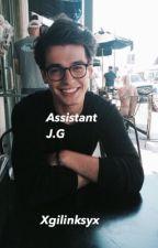 Assistant //J.G by xgilinksyx