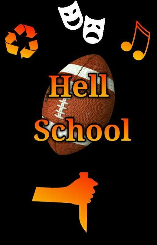 Hell School by CorgiJones