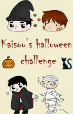 KaiSoo's Halloween Challenge by arhatdy