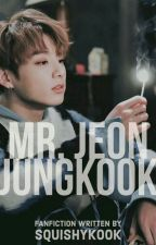 Mr. Jeon Jungkook by Squishykook