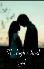 The high school girl  by weronika_100