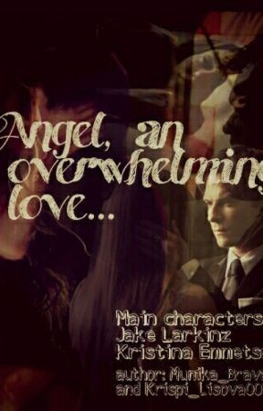 Angel, an overwhelming love... by The_Life_Of_Two