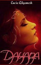 DAHANA by Lucia_Gilgamesh