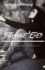 Strange eyes ~ justin bieber by giantguitarist