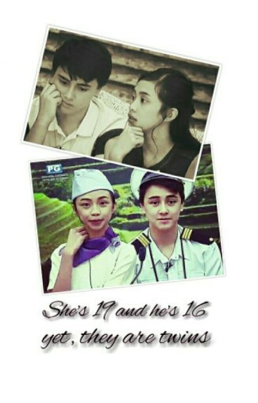 She's 19 and he's 16, yet, they are twins (MAYWARD FANFIC)